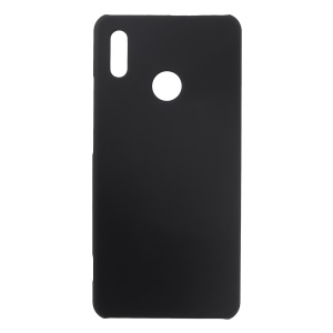 Rubberized Plastic Hard Shell for Huawei Honor Note 10 - Black