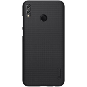 NILLKIN Super Frosted Shield PC Hard Cover Protector for Huawei Honor 8X - Black