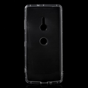 Crystal Clear Drop-resistant TPU Case for Sony Xperia XZ3
