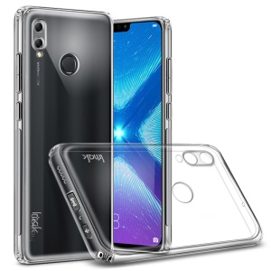 IMAK Anti-Drop-TPU-Fall + Displayschutzfolie Für Huawei Ehre 8X - Transparent