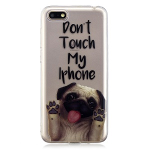 Do Not Touch My iPhone