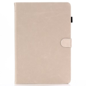 Crazy Horse Texture Vintage Leather Stand Cover for Huawei MediaPad M5 10 / M5 10 (Pro) - Grey
