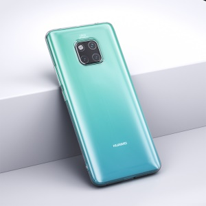 BENKS Magic Glitz Series TPU Cover for Huawei Mate 20 Pro - Transparent