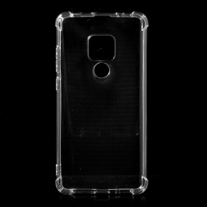 For Huawei Mate 20 Shockproof Crystal Clear TPU Protection Phone Cover