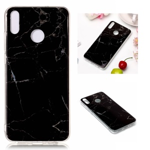 Marble Pattern IMD TPU Case for Huawei Honor 8X - Style A