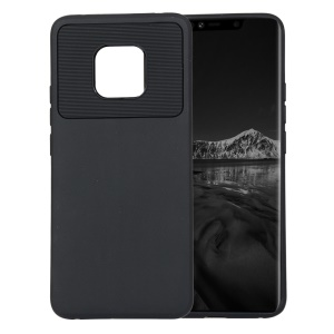 Armour Series Soft TPU Case for Huawei Mate 20 Pro - Black