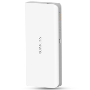 ROMOSS Sense 4 10400mAh 2.1A Dual-USB Power Bank for iPhone Samsung Pokemon Game