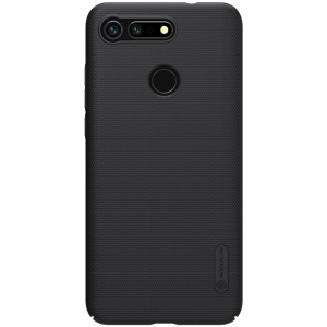 NILLKIN Super Frosted Shield PC Hard Case for Huawei Honor V20 - Black