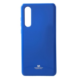 MERCURY GOOSPERY Glitter Powder TPU Protector Cover for Huawei P30 - Blue