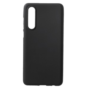 Double-sided Matte TPU Cover for Huawei P30 - Black