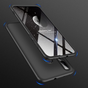 GKK Detachable 3-Piece Matte PC Protection Shell for Huawei nova 4 - Black