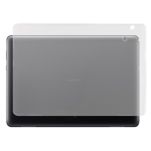 Flexible Clear TPU Tablet Case Cover for Huawei MediaPad T5 10.0 inch