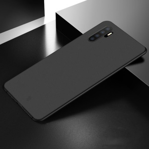X-LEVEL Ultra-thin 0.4mm Matte PP Back Case for Huawei P30 Pro - Black