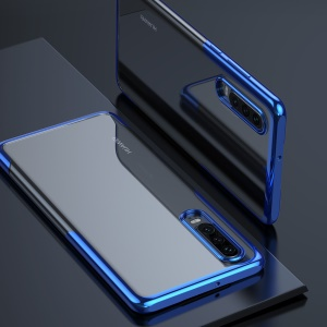 BASEUS Shining Series Plated TPU Case for Huawei P30 - Blue