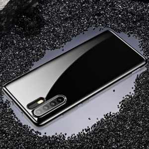 USAMS Kingdom Series Electroplated Soft TPU Case for Huawei P30 Pro - Black