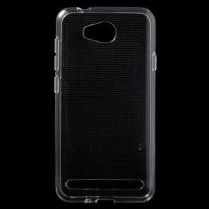 Glossy TPU Case Cover for Huawei Y3II / Y3 II - Transparent