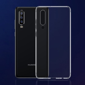 BASEUS Simple Series 0.7mm Silm Soft TPU-Etui Für Huawei P30