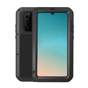 LOVE MEI Shockproof Dropproof Dustproof Case for Huawei P30 Pro - Black