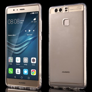 Soft TPU Frame + Acrylic Back Shell for Huawei P9