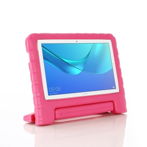 For Huawei Honor Pad 5 8.0-inch/MediaPad M5 Lite 8 Shockproof EVA Stand Tablet Case - Pink