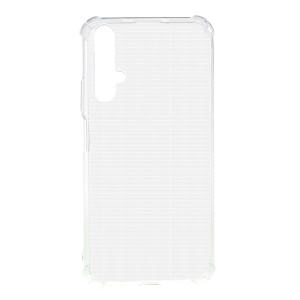 Funda Flexible TPU Transparente Anti-caída Para Huawei Honor 20 / 20 Pro