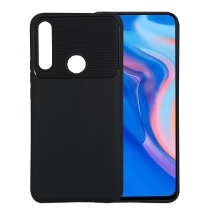 Armour Series Soft TPU Phone Case Protector for Huawei P Smart+ 2019 / Enjoy 9s / 20i / 20 - Black