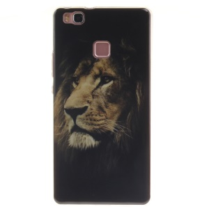 IMD TPU Back Protective Case for Huawei P9 Lite - Lion