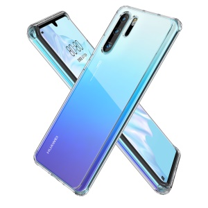 LEEU DESIGN Shockproof Acrylic Phone Case Cover for Huawei P30 Pro