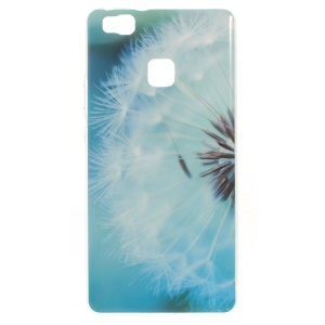 Patterned TPU Phone Case for Huawei P9 Lite / G9 Lite - Dandelion Pattern