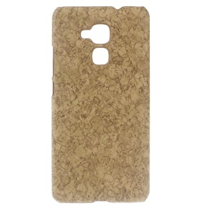 Marble Grain Leather Coated Hard Cover for Huawei Honor 5c
