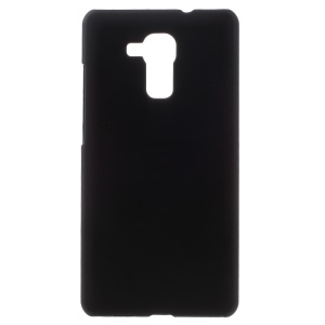 Rubberized Hard Plastic Phone Case for Huawei Honor 5c / GT3 - Black