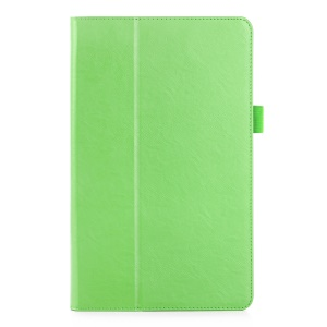 PU Leather Card Holder Stand Case for Huawei MediaPad T2 10.0 Pro - Green