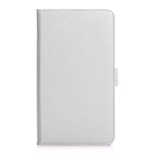 Leather Card Holder Cover for Huawei MediaPad M2 7.0 - White
