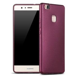 X-Level Guardian Serie Matte TPU Shell Cover Für Huawei P9 Lite - Weinrot