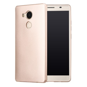 X-LEVEL Guardian Series Frosted TPU Shell Case for Huawei Mate 8 - Gold