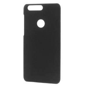 Rubberized Hard PC Case for Huawei Honor 8 - Black