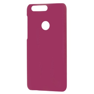 Rubberized Hard Back Case for Huawei Honor 8 - Rose