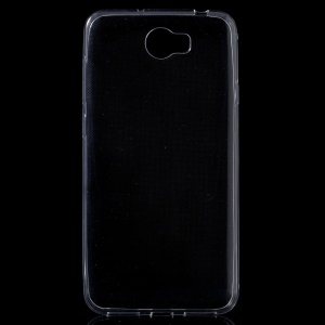 Crystal Clear TPU Protective Case Cover for Huawei Y5 II