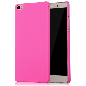 X-LEVEL Metallic Hard Phone Case for Huawei Ascend P8 Max - Rose