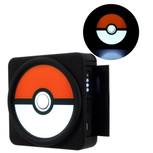 Pokemon Go Luminous Pokeball 13000mAh Power Pack Battery Charger - Style B Pokeball