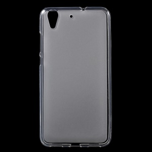 Double-sided Matte TPU Case for Huawei Y6 II / Honor 5A - White
