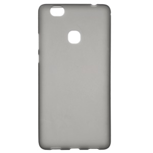 Soft Matte TPU Cover Back Case for Huawei Honor Note 8 - Grey