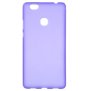 Soft Matte TPU Skin Cover Case for Huawei Honor Note 8 - Purple