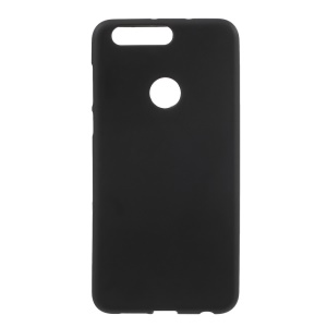 Frosted TPU Gel Case for Huawei Honor 8 - Black