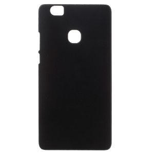 Rubber Coating PC Hard Case for Huawei Honor Note 8 - Black