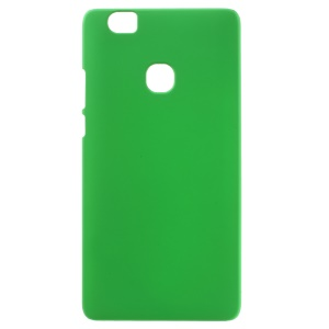 Rubber Coating PC Hard Back Cover for Huawei Honor Note 8 - Green
