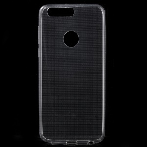 Ultra-thin TPU Gel Case for Huawei Honor 8 Inner Textured - Transparent