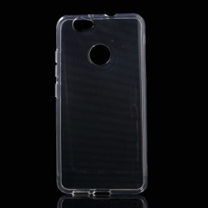 Glossy TPU Back Case Shell for Huawei Nova 5.0-inch - Transparent
