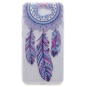 Soft TPU Cover Shell for Y5II / Y5 II - Dream Catcher