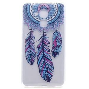 Pattern Printing TPU Soft  Case for Honor 5C / GT3 - Tribal Dreamcatcher